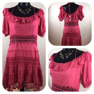 Free People Mixed Emotions Sweetest Dreams Dress